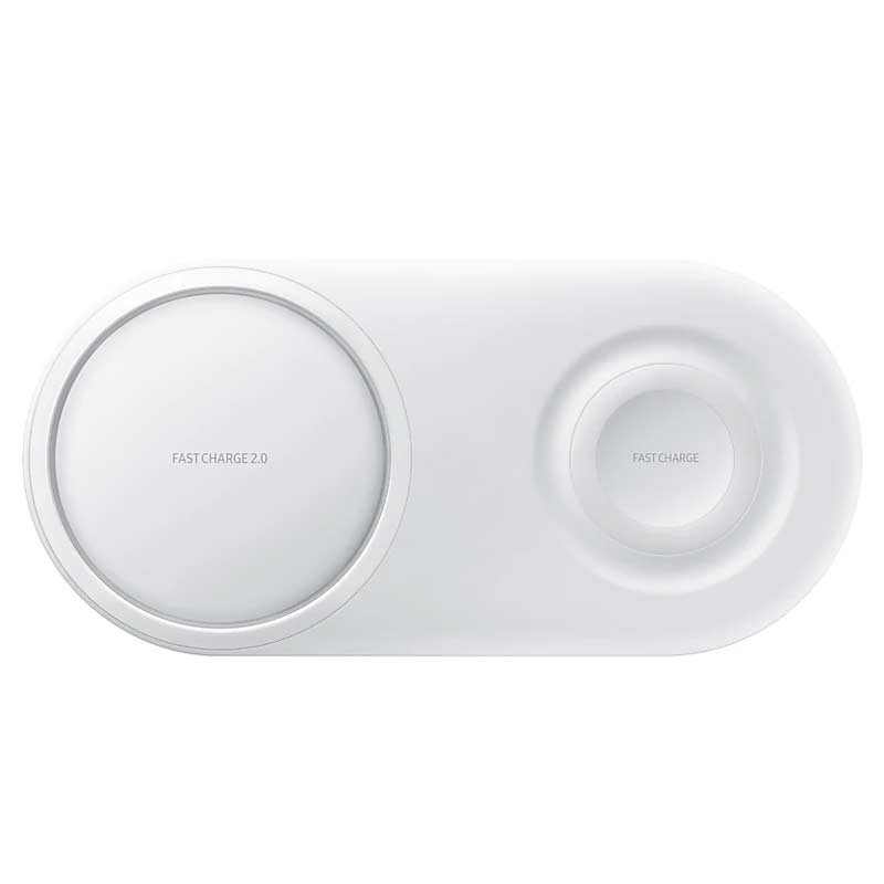 Samsung EP-P5200 Wireless Charger Duo Pad weiß