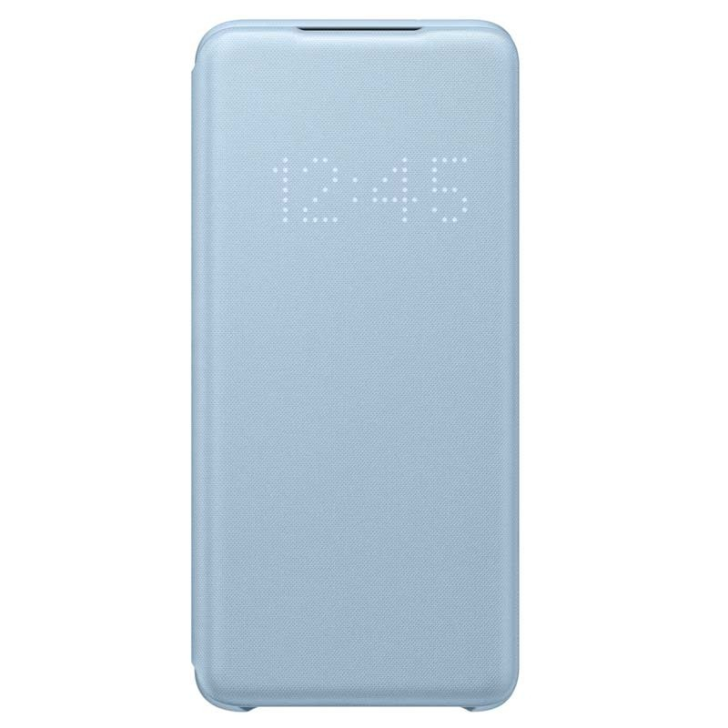 amsung LED View Cover Galaxy S20 (SM-G980) sky blue