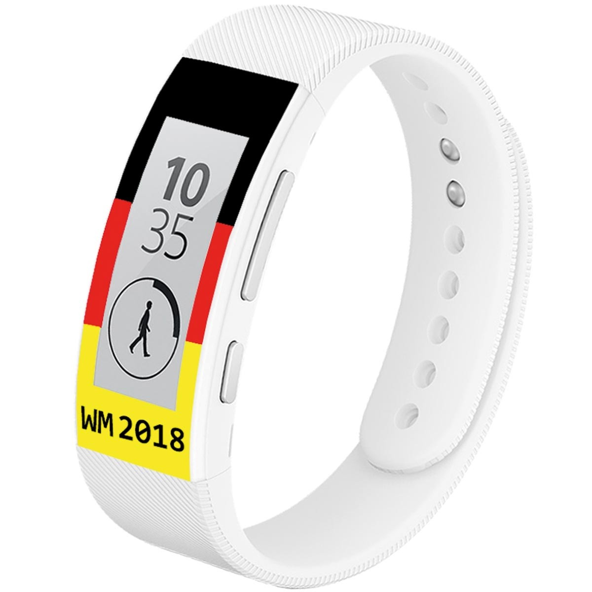 Sony Smartband Talk SWR30 weiß WM-Edition