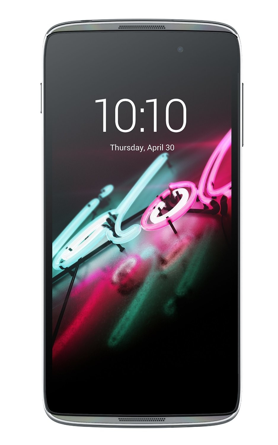 Alcatel One Touch 6039Y Idol 3 4,7 Zoll Single-Sim Handy dark grey