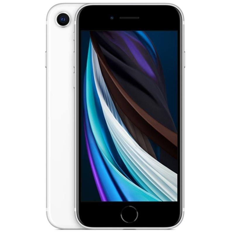 Apple iPhone SE (2020) 256 GB Smartphone weiß