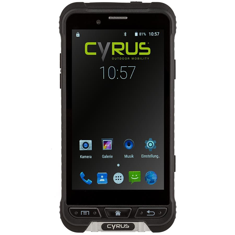 Cyrus CS35 Freestyle Outdoor Smartphone Vorderseite
