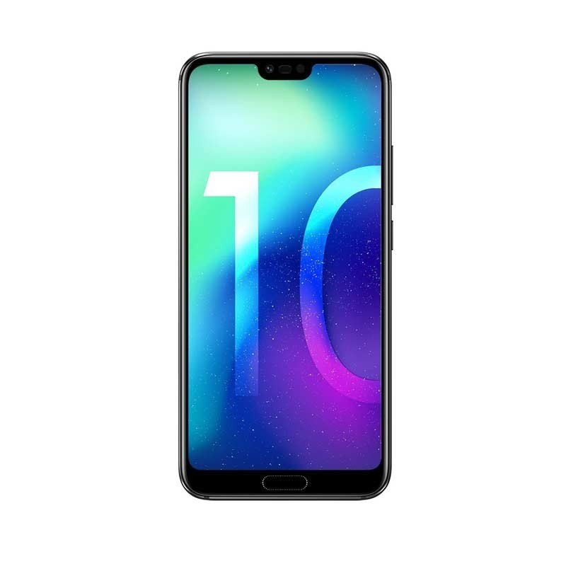 Honor 10 64GB Dual-Sim Smartphone Midnight Black