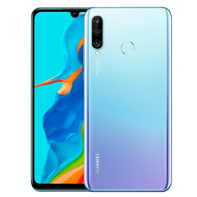 Huawei P30 Lite New Edition Smartphone breathing crystal