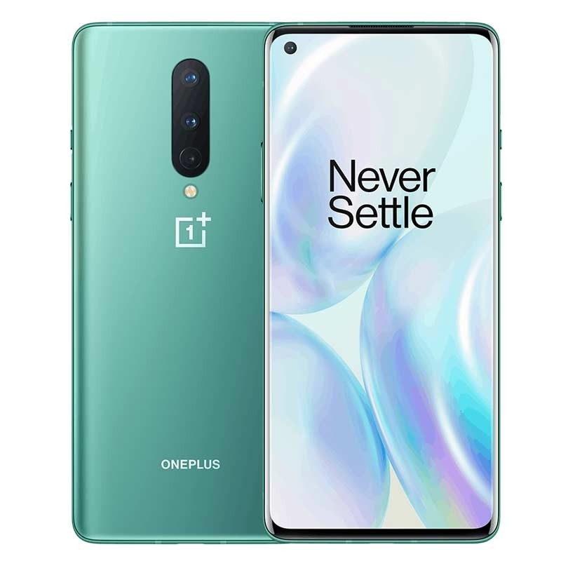 OnePlus 8 256 GB Smartphone glacial green