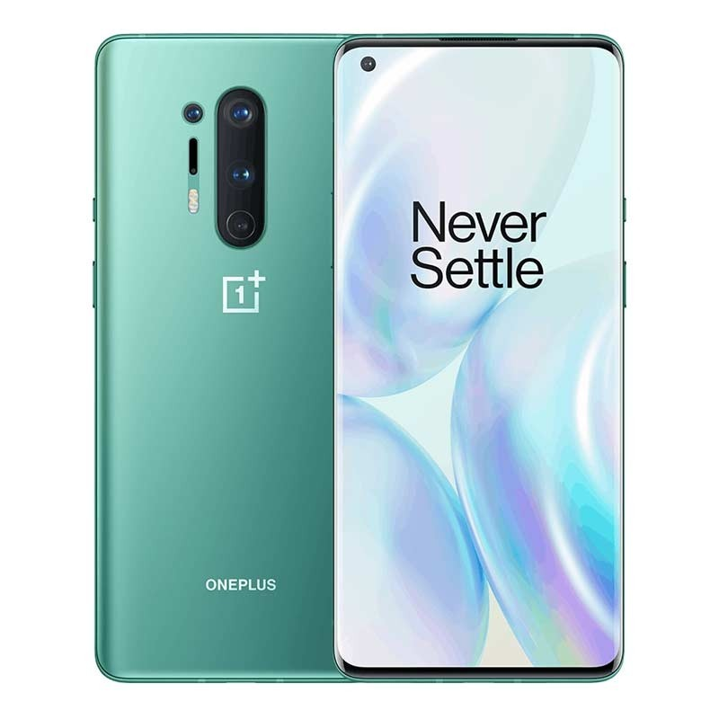 OnePlus 8 Pro 256 GB Smartphone glacial green