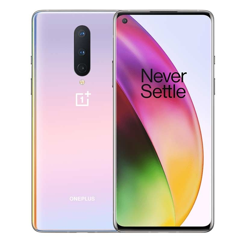 OnePlus 8 256 GB Smartphone interstellar glow