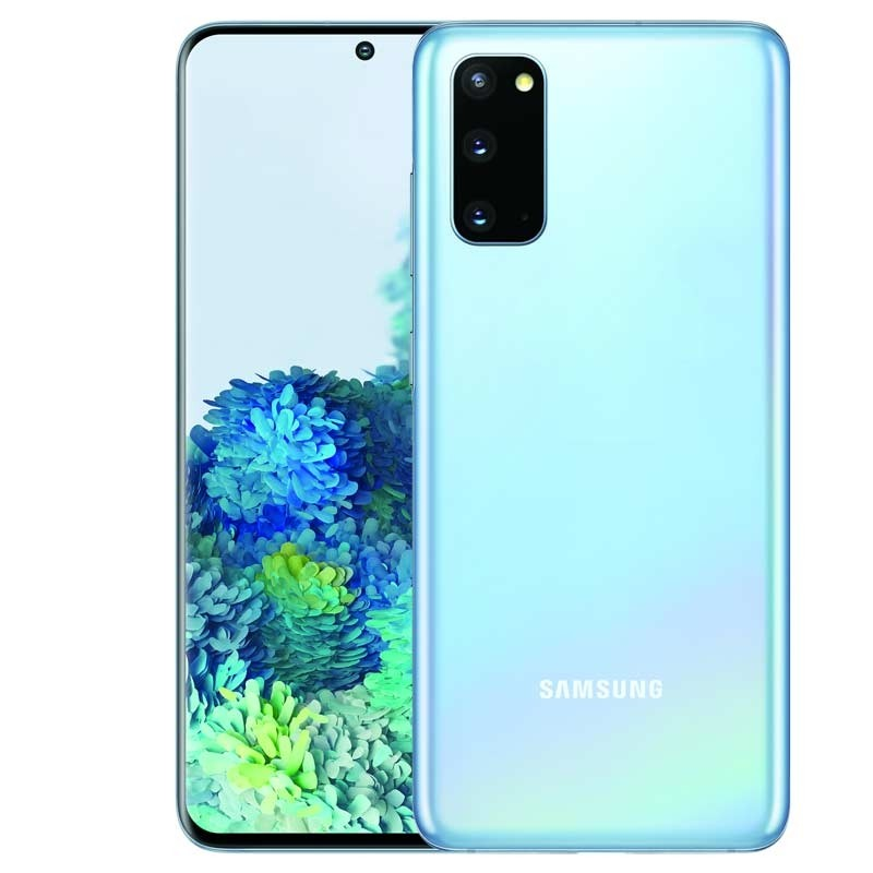 Samsung Galaxy S20 Plus 5G 128GB Smartphone cloud blue