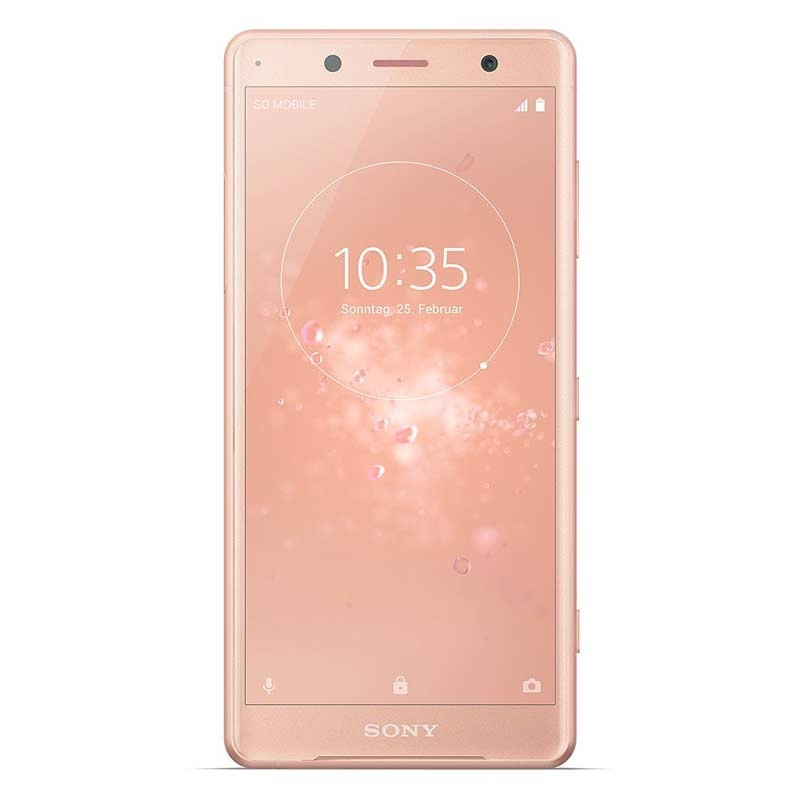 sony xperia xz2 compact t smartphone rosa. Black Bedroom Furniture Sets. Home Design Ideas