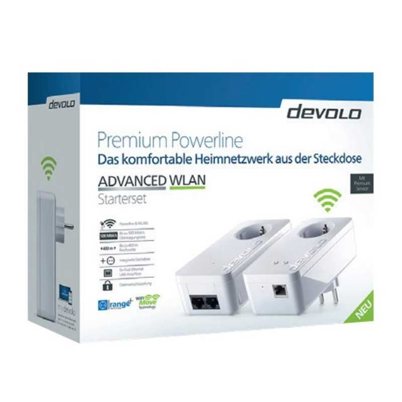 Devolo Premium Advanced WLAN V2 Starterset