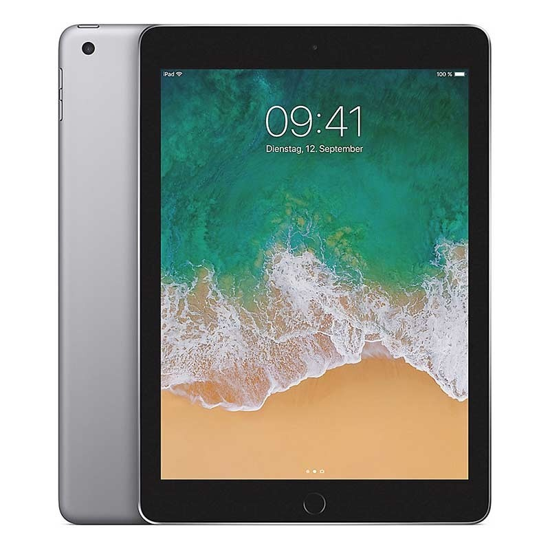 Apple iPad (2018) 32 GB WiFi spacegrau