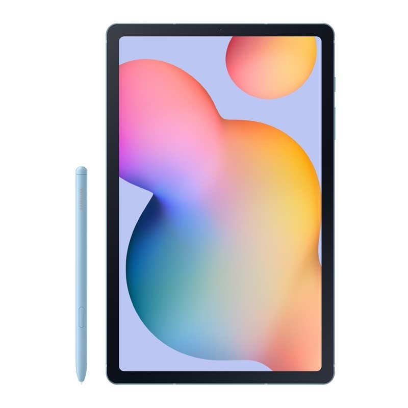 Samsung Galaxy Tab S6 Lite 10,4 Zoll 64 GB LTE Tablet-PC blau
