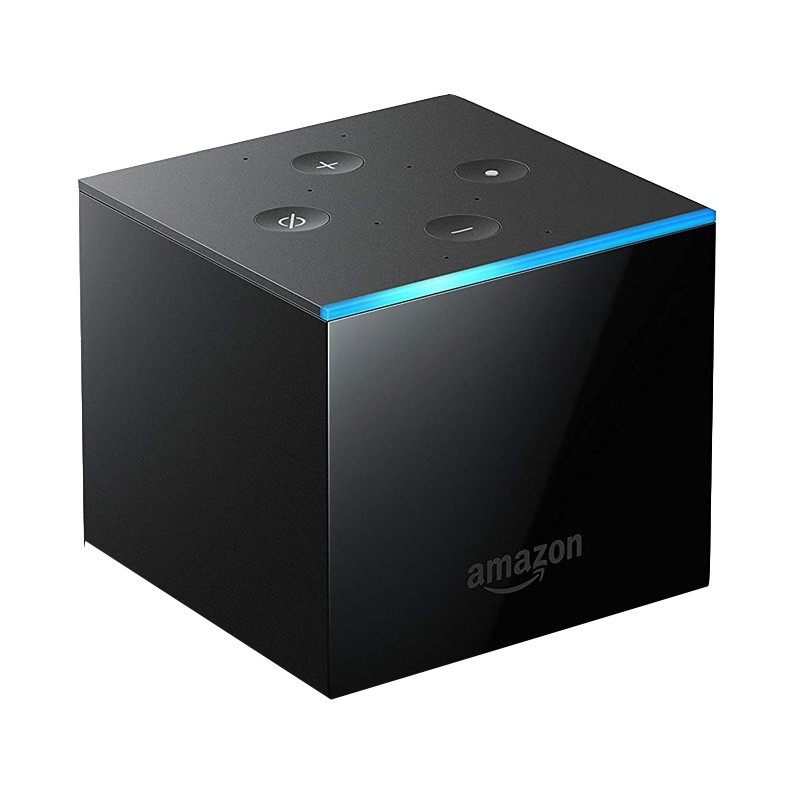 Amazon Fire TV Cube Hands-free mit Alexa 4K Ultra HD schwarz