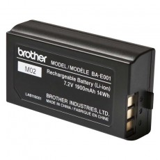 Brother BA-E001 Lithium-Ionen-Akku für P-touch