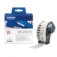 Brother DK22210 P-Touch continue length Papier 29mm x 30.48m