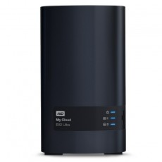 Western Digital My Cloud EX2 Ultra NAS 2-bay 8TB