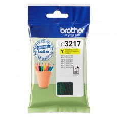 Brother LC-3217Y Tinte gelb