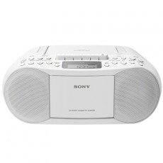 Sony CFD-S70W Radio-CD-Player weiss