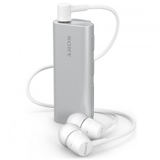 Sony SBH56 Stereo-Bluetooth Headset silber