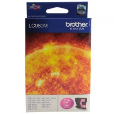 Brother LC980M magenta Tintenpatrone