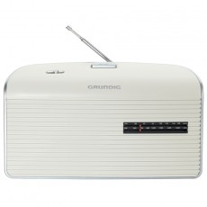 Grundig Music 60 Radio white/silver