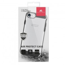 "Hama Black Rock Cover ""Air Protect"" für Apple iPhone 6/6s/7/8, Schwarz"