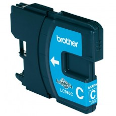 Brother LC980C cyan Tintenpatrone