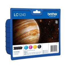 Brother LC1240VALBPDR ValuePack