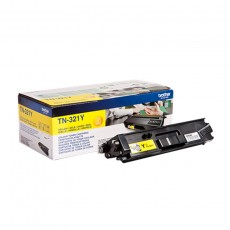 Brother TN321Y Toner yellow 1500 Seiten