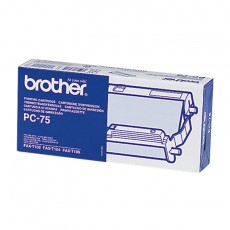 Brother Thermotransferrolle 1 Stk. (PC-75) incl. Mehrfachkassette