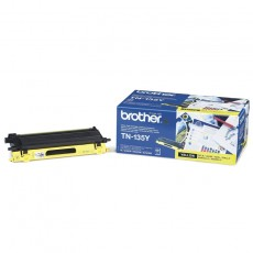 Brother TN135Y Jumbo- Toner Yellow