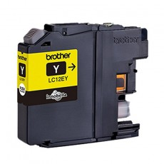 Brother LC12EY Tintenpatrone yellow
