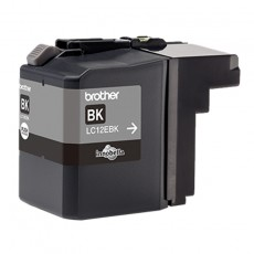 Brother LC12EBK XL-Tintenpatrone schwarz