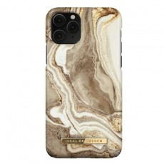 """IDEAL OF SWEDEN Cover """"Fashion Case"""" für Apple iPhone 11 PRO/XS/X, Golden Sand Marble"""