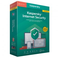 Kaspersky Internet Security 2020 - Box-Pack - 3 Gerät 1 Jahr