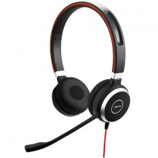 Jabra Evolve 40 UC Duo Headset