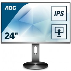 AOC I2490PXQU/BT 60,5 cm (23,8 Zoll) LED-Monitor