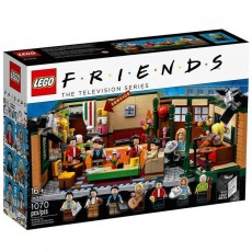 LEGO Ideas 21319 FRIENDS Central Perk Café F.R.I.E.N.D.S