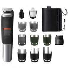 Philips MG5740/15 Multigroom - Serie 5000 Multi-Style-Trimmer 12-in-1