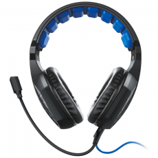 Hama uRage SoundZ 310 Gaming-Headset schwarz/blau