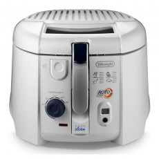DeLonghi RotoFry F 28313.W Rotofritteuse weiß