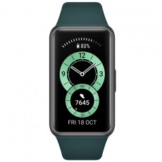 Huawei Band 6 Fitness-Tracker forest green