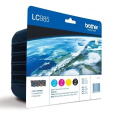 Brother LC-985 Valuepack Tintenpatronen