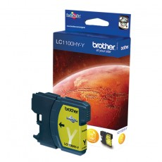 Brother LC1100HYY yellow (750 S) Tintenpatrone