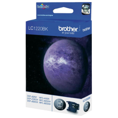 Brother LC1220BK schwarz Tintenpatrone