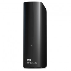 Western Digital Elements Desktop 6 TB externe Festplatte schwarz