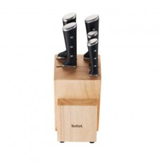 Tefal K232S5 Ice Force Messerblock aus Holz