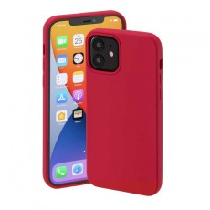 """Hama Cover Finest Feel"""" für Apple iPhone 12/12 Pro, Rot"""""""