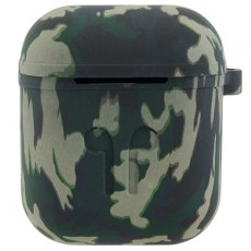 Peter Jäckel Case für Apple AirPods Camouflage