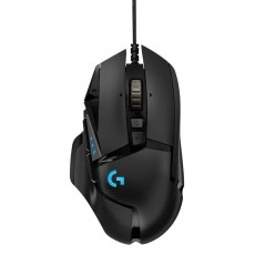 Logitech G502 HERO High Performance Gaming-Maus schwarz